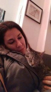 Cat Sitter Sitter Piave Pepo